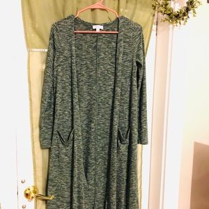 LuLaRoe Sarah Cardigan Sweater Duster
